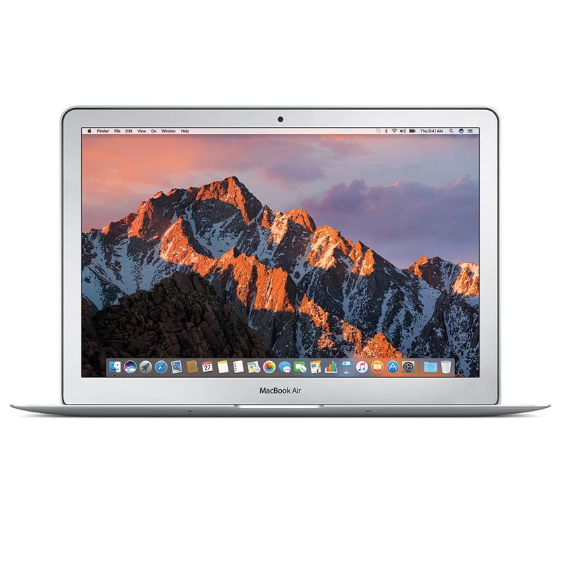 Apple MacBook Air 13.3英寸笔记本电脑 银色(Core i5 处理器/8GB内存/128GB SSD闪存 MMGF2CH/A)【当当自营】支持礼品卡支付 正品国行 全国联保