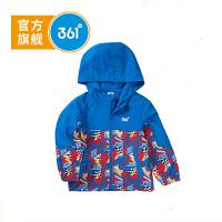 【4.1号 超品日到手价:97.7】361度童装男童外套中大童梭织加厚外套春季儿童外套K51814681