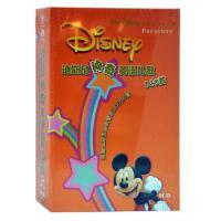 正版幼儿童宝宝迪士尼神奇英语英文儿歌早教胎教音乐9CD光盘碟片