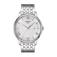 【网易考拉】TISSOT 天梭 瑞表 俊雅系列石英男士手表 T063.610.11.038.00
