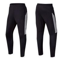 足球收腿裤运动裤男长裤健身裤收口速干跑步足球服训练裤子