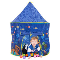 儿童帐篷游戏屋室内户外过家家城堡宝宝蒙古包玩具女孩公主房