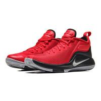 Nike耐克男鞋篮球鞋2017新款詹姆斯ZOOM缓震透气实战运动鞋AA3820