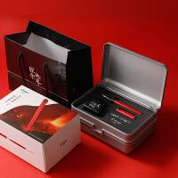 PILOT/百乐日本EXPLORER探索者套装 高档*钢笔礼盒F/M笔尖配墨水可用墨囊 学生用