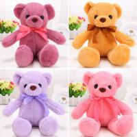 抱抱熊公仔毛绒玩具泰迪熊小号婚庆抛洒布娃娃玩偶生日礼物女孩
