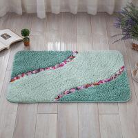进门地垫厨房耐脏垫浴室吸水垫卫生间防滑垫脚垫家用卫浴门口地垫地毯