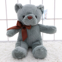 泰迪熊毛绒玩具批发小号玩偶抱抱熊布娃娃机可爱熊猫女生