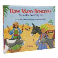 How Many Donkeys: An Arabic Counting Tale 儿童启蒙绘本图书