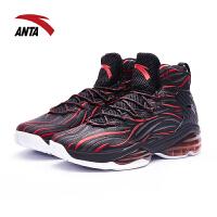 安踏男鞋篮球鞋 2019春季新款防滑耐磨篮球战靴大码男士运动鞋11811189