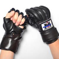 户外运动拳击手套半指成人男女散打格斗搏击训练战术UFC拳击套