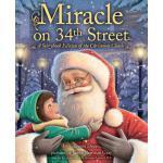 【预订】Miracle on 34th Street: A Storybook Edition of the Chri