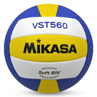 MIKASA米卡�_ 排球VST560 中考考�柔����5�用球