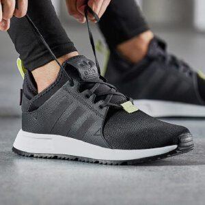 adidas阿迪达斯三叶草男子休闲鞋2018新款XPLR保暖休闲运动鞋CQ2427 ZT
