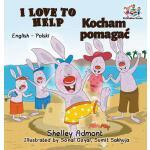 【预订】I Love to Help: English Polish Bilingual Children's Boo
