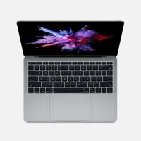Apple 苹果 MacBook Pro 13.3英寸笔记本电脑 2016年新款 深空灰 MLL42CH/A 银色 M