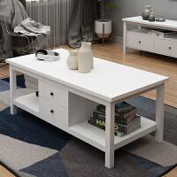 美达斯 电视柜 白色现代简约组合套装北欧壁柜 储物柜