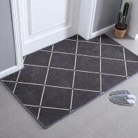 北欧地毯地垫门垫进门吸水入户门脚垫蹭脚垫门口门厅客厅家用垫子j