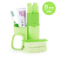 旅行洗漱杯牙刷牙膏便携套装出差旅游洗漱用品收纳洗漱口杯子