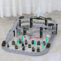 儿童轨道车玩具电动汽车小火车赛车跑道益智动脑男女孩礼物3-6岁5