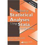 【预订】Handbook of Statistical Analyses Using Stata, Fourth Ed