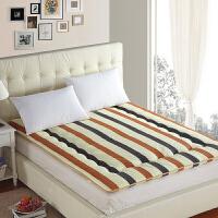 榻榻米床垫 学生 宿舍寝室单人可折叠软床褥子1.2米床加厚 床垫90*190cm 适用于0.9米床