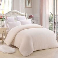 棉被棉花被手工棉花棉絮床垫被芯褥子加厚保暖被子冬被棉T