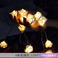 led网红小彩灯闪灯串灯满天星少女心寝室卧室房间装饰星星灯