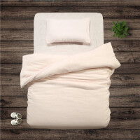 儿童幼儿园被子三件套纯棉被罩六件套午睡被褥子宝宝入园床品套件 其它