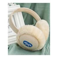 仿兔毛皮草耳套新款蓝牙耳机音乐耳罩保暖男女冬耳捂韩版学生耳包