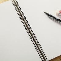 素描本16k 生本 素描速写本 A4空白涂鸦本 大本A3素描本