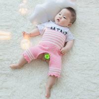婴儿护肚围肚兜裤连腿肚兜宝宝儿童秋冬季保暖厚防踢被子