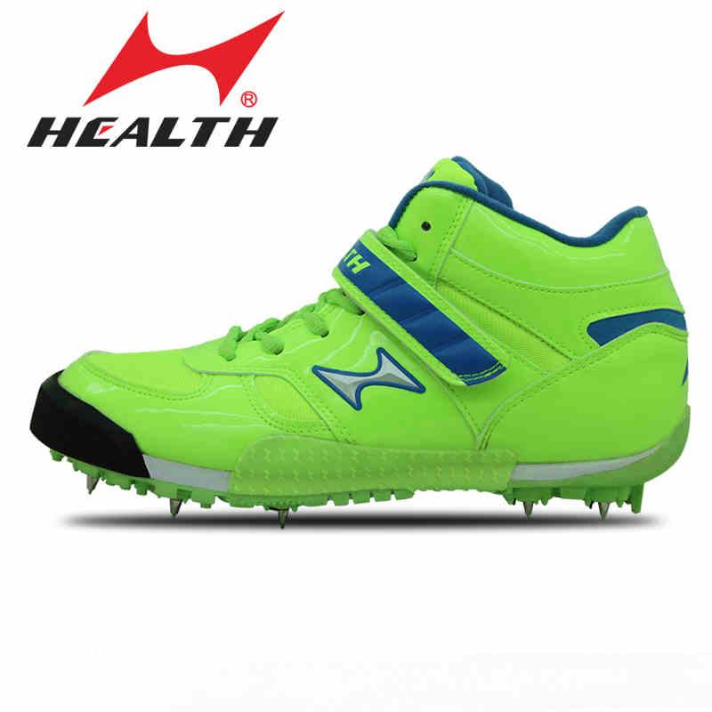 HEALTH/飞人海尔斯 6600 专业标枪鞋 投掷鞋 田径训练钉鞋 2016新色