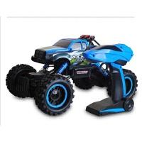 儿童玩具遥控汽车越野四驱岩石爬行者攀爬者遥控车1:14充电防摔防撞车男孩礼物