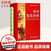 唐诗鉴赏辞典 商务印书馆国际有限公司