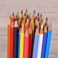 思笔乐original彩色铅笔38色油性彩铅 绘画填色涂鸦铁盒装8778