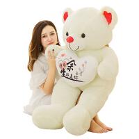 熊猫毛绒泰迪熊正版床上抱抱熊儿童玩具少女孩可爱布娃娃公仔