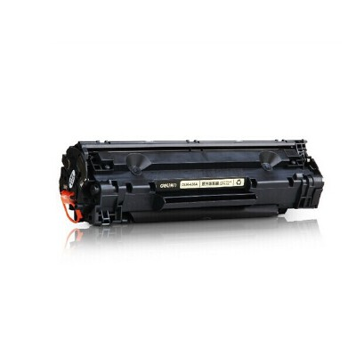 得力DLH-436A 黑色硒鼓 适用惠普P1505/P1505n/M1120/M1120n