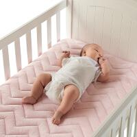 婴儿床垫子棉垫新生儿小褥子床褥冬宝宝铺被四季通用垫被婴儿床垫 (150*70/150*80/160*80 请联系