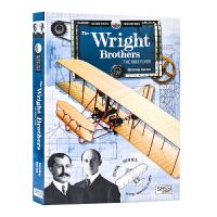 中图:SCIENTISTSANDINVENTORS.THEWRIGHTBROTHERS:THE1903''FLYER
