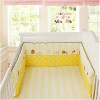放安装加高儿童床床笠拆洗婴儿床床围床品地上防护栏高低床垫 其它