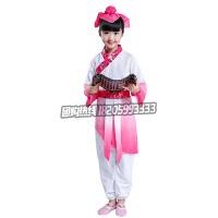 六一儿童书童三字经古装汉服男女童国学表演服幼儿弟子规演出服装舞台剧