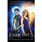 【预订】Dark Fates: The Vampire Prophecy Book 1