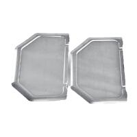 不锈钢置物架加厚置物板调味台调料板 钢斗士烤炉专用