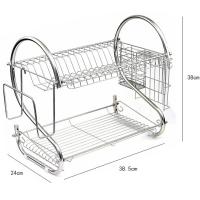新奇特家庭厨房实用工具日常创意家居生活日用品百货小商品碗架