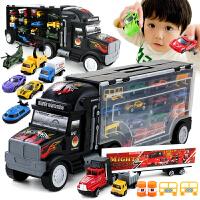 【支持礼品卡】男孩0-1-2-3-4岁儿童玩具小汽车儿童耐摔全套装幼儿宝宝益智男孩h2k