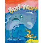 【预订】Surf War!: A Folktale from the Marshall Islands