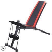 家用多功能健身器材可折叠仰卧板健腹板扭腰减肥美体腹肌板哑铃凳