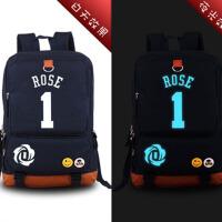 库里詹姆斯罗斯韦德麦迪麦蒂篮球双肩包书包背包电脑包夜光包可定制