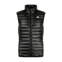 Adidas/阿迪达斯男装 2018新款VARILITE VEST运动服户外羽绒背心c