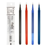 日本PILOT百乐可擦笔笔芯0.4mm   BLS-FRP4摩磨擦可擦水笔